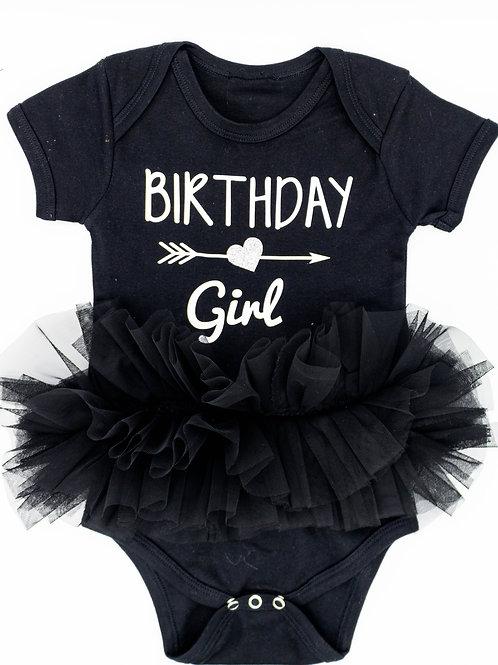 Birthday Girl TuTu Onesie