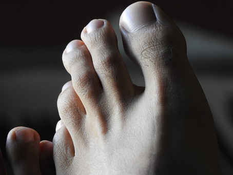 The Parable of the Big Toe