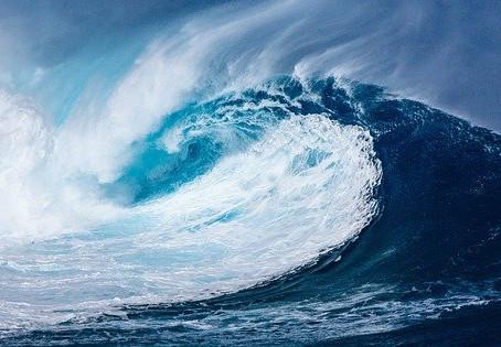 Waves of Fear or Waves of Faith?