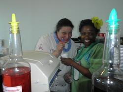 Nursing and Health Science Luau Social 036