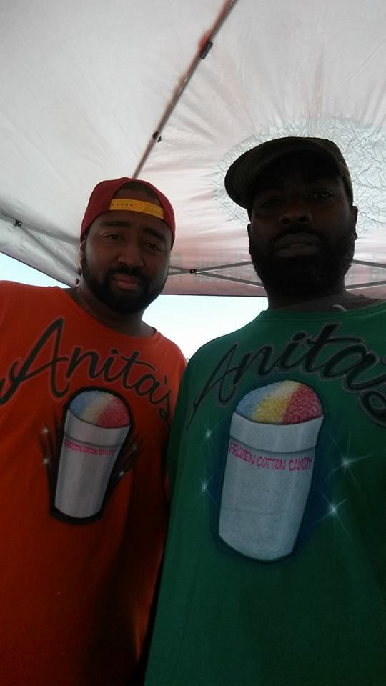 Kenny& Jeff Breaux Vineyards 2014