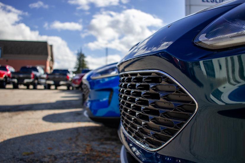Automotive Marketing Ford Escape