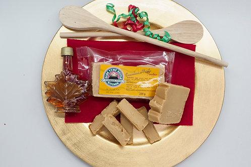 Canadian Maple Fudge