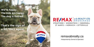 Remax - Advertisement_Dog is Happy SMALL