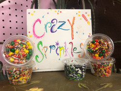 Crazy Sprinkles
