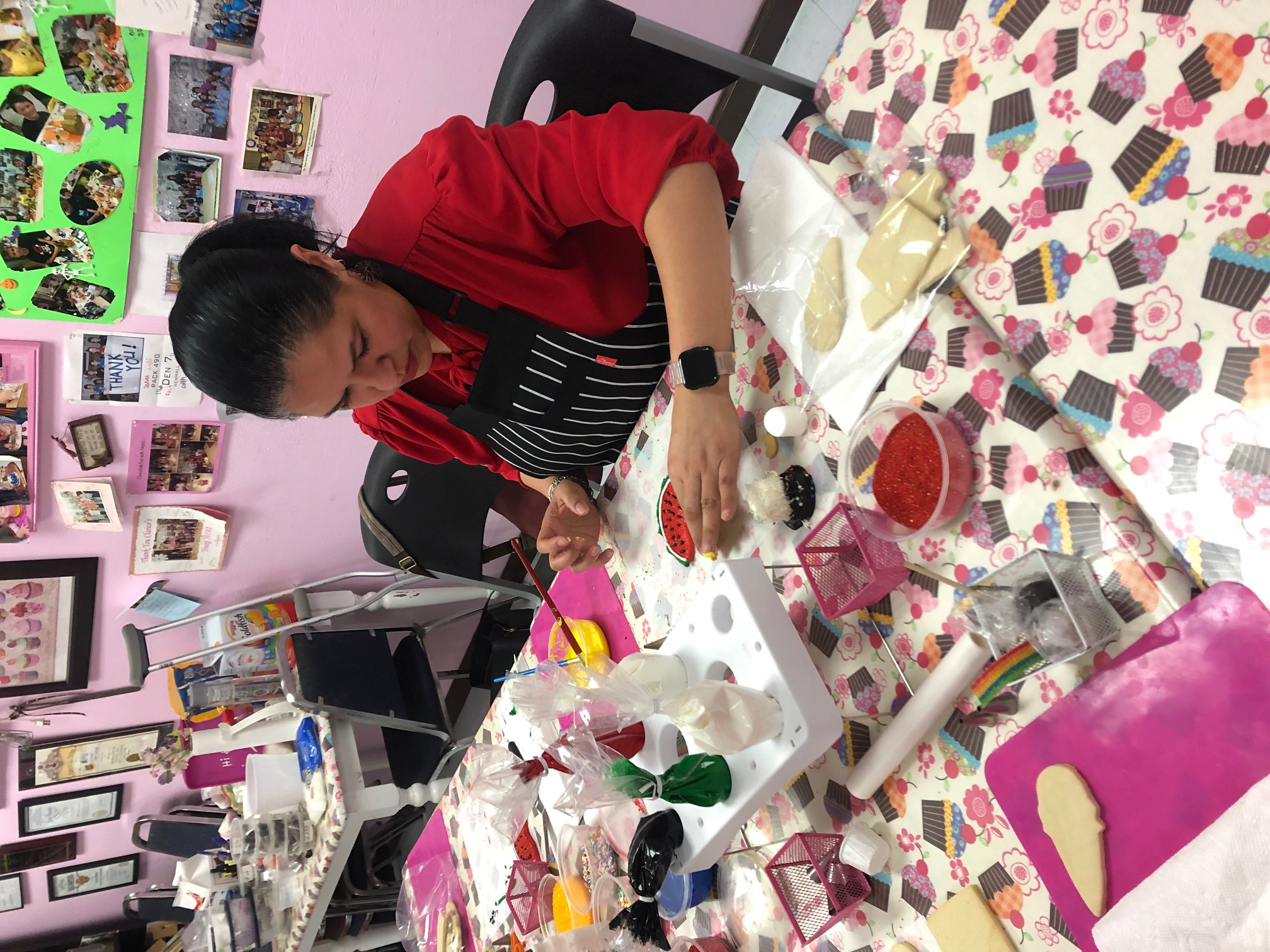 Summer Cookie Decorating Class
