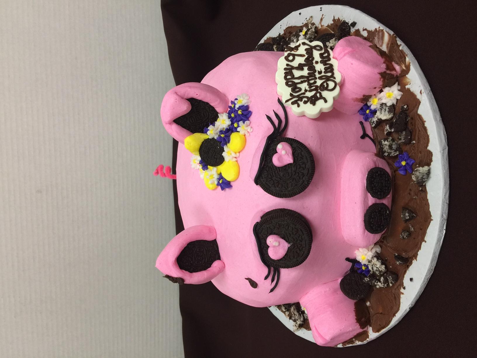 Oreo Piggy