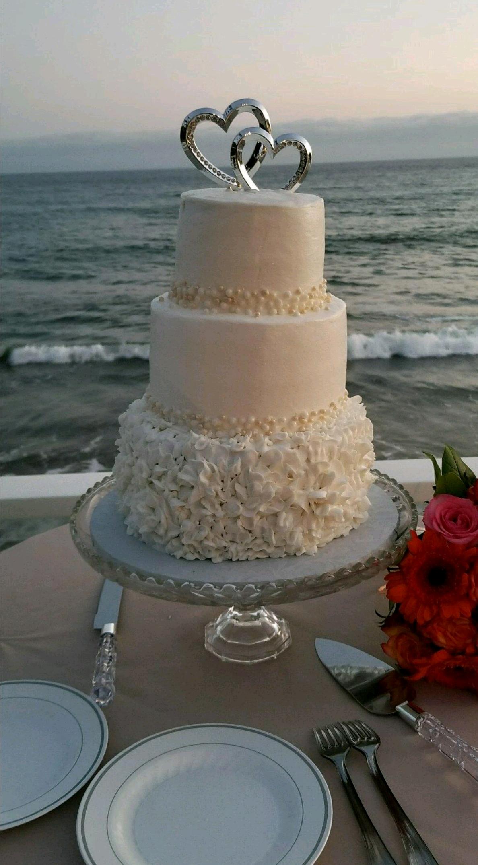 Wedding by the Ocean