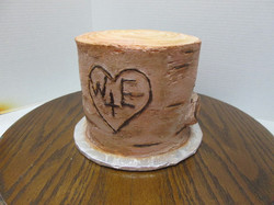 Romantic Tree Stump