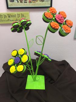 Flower Cupcake Stand