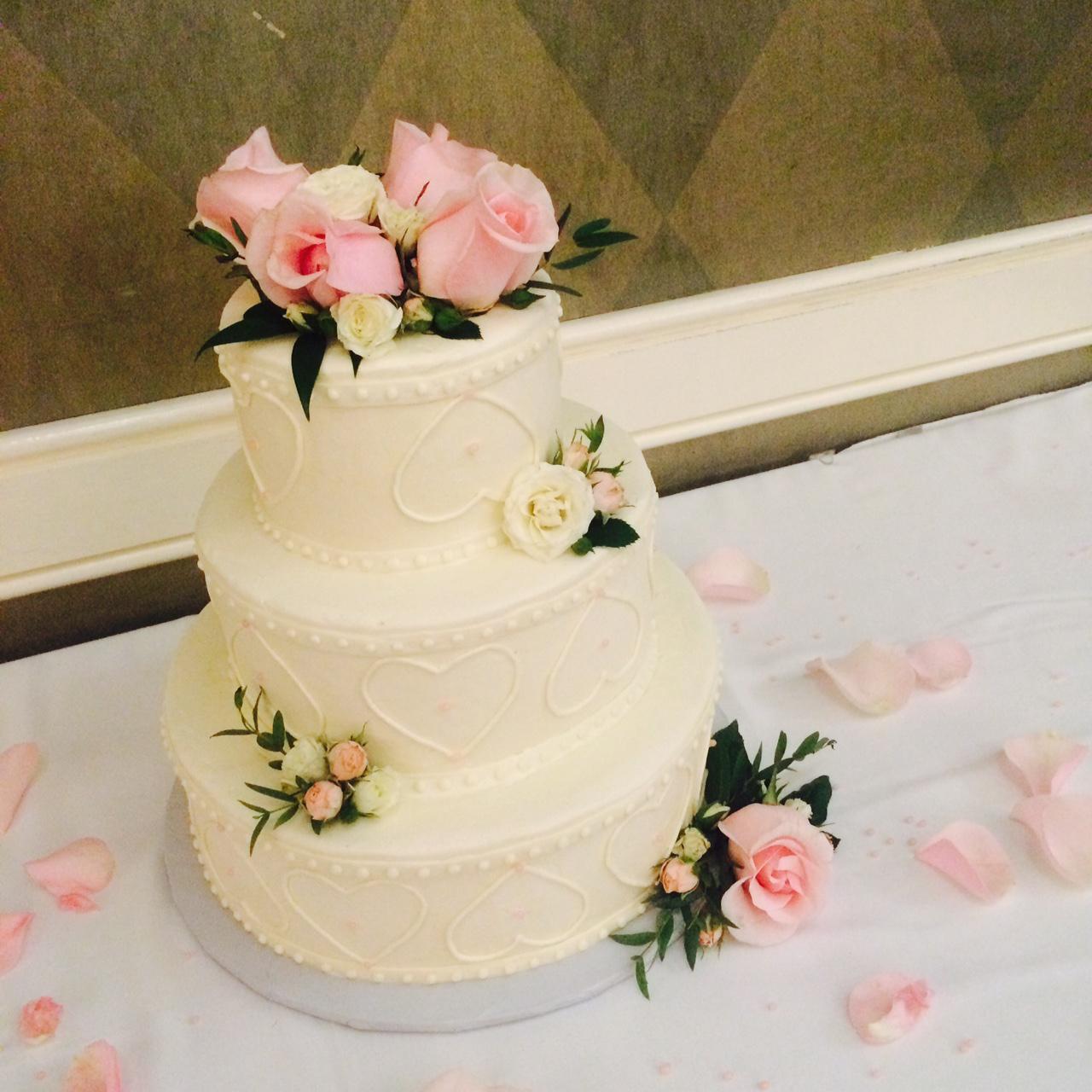 Antique Rose Wedding