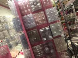Seasonal chocolate molds