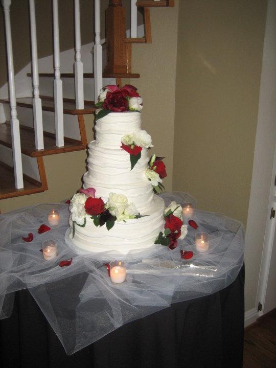 Romantc Floral Wedding