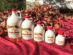 Traditional Bottled Syrup