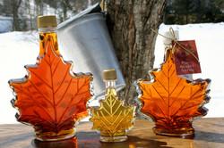 Glass Bottled Syrup