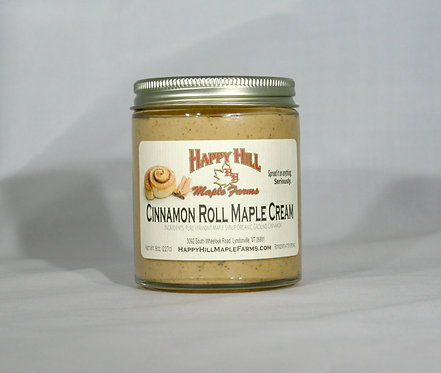 Cinnamon Roll Maple Cream 1/2lb.