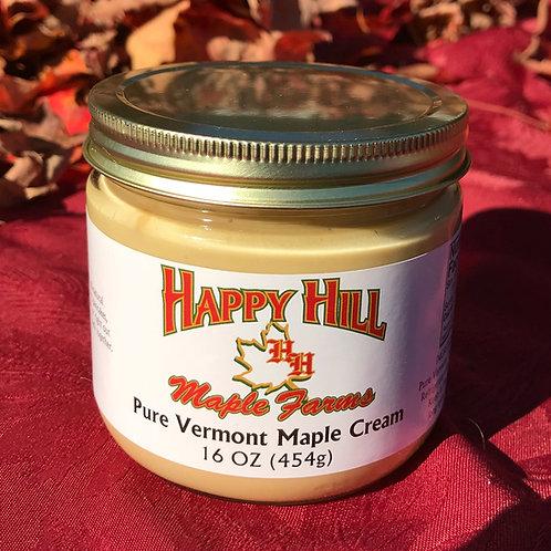 1 lb. Traditional Maple Cream