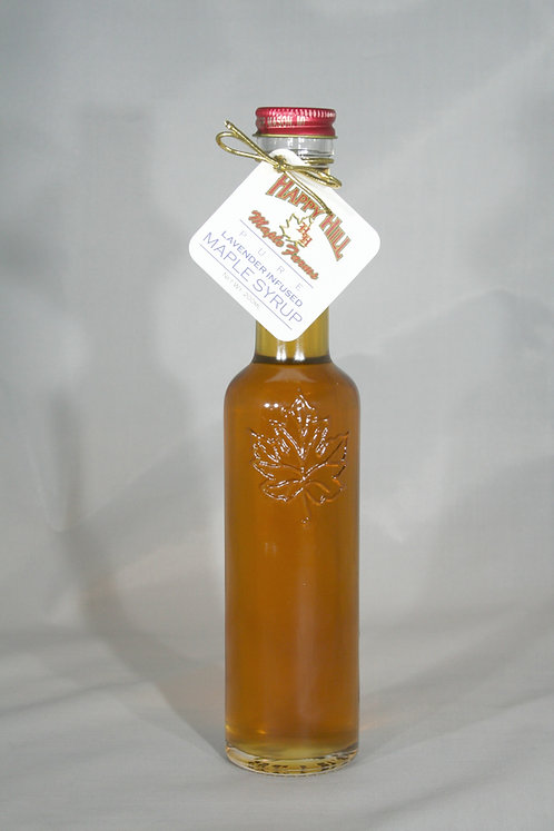 Lavender Infused Maple Syrup 200ml