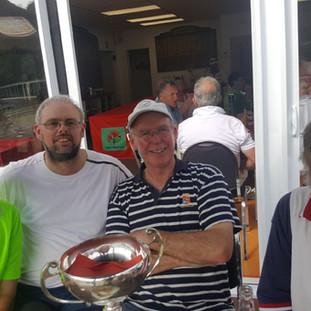 Winners of the Taranaki Hospitality Association T
