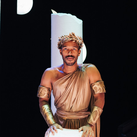 Oberon from Shakespeare's Midsummer Night's Dream