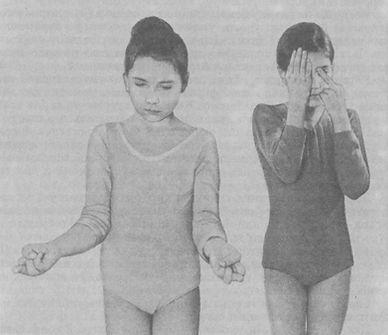 Гимнастика для глаз с элементами Хатха-Йоги