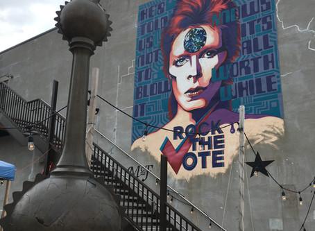 What's Bowie's Story?