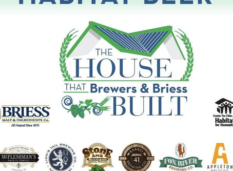 Beer Builds Houses!