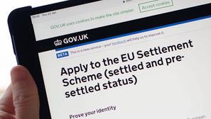 EU Settlement Scheme - New Report.