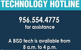 Tech Hotline BISD.PNG