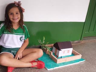 Projeto Maquete 2º ano. Prof Bruna