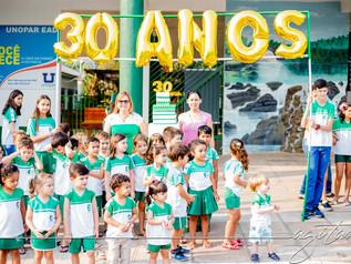 Ao longo desses trinta anos o Colégio Inovação vem renovando e ampliando o ensino em Guarantã do Nor