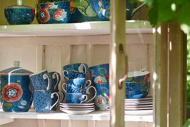 coleção spring to life primavera porcelanas de luxo pip studio aparelho de jantar chá