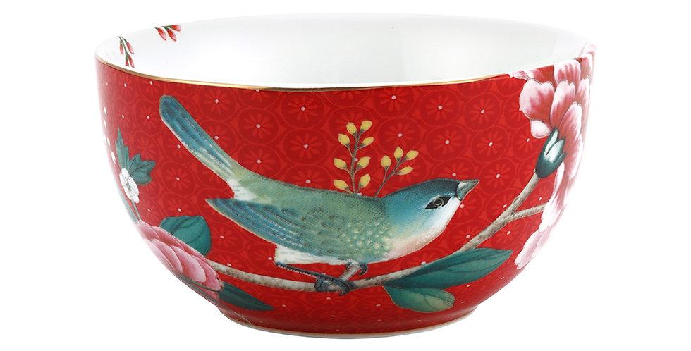 Tigela 12 Vermelho - Blushing Birds