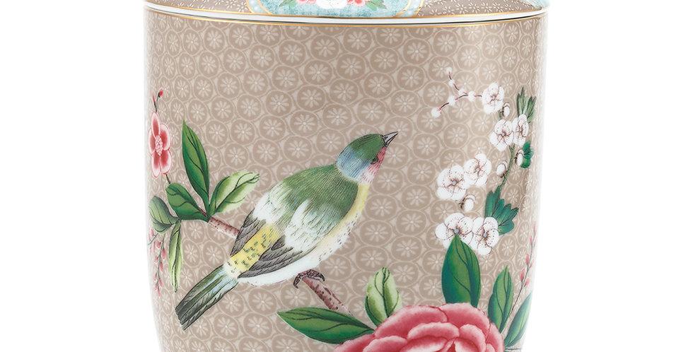 Pote Cáqui - Blushing Birds