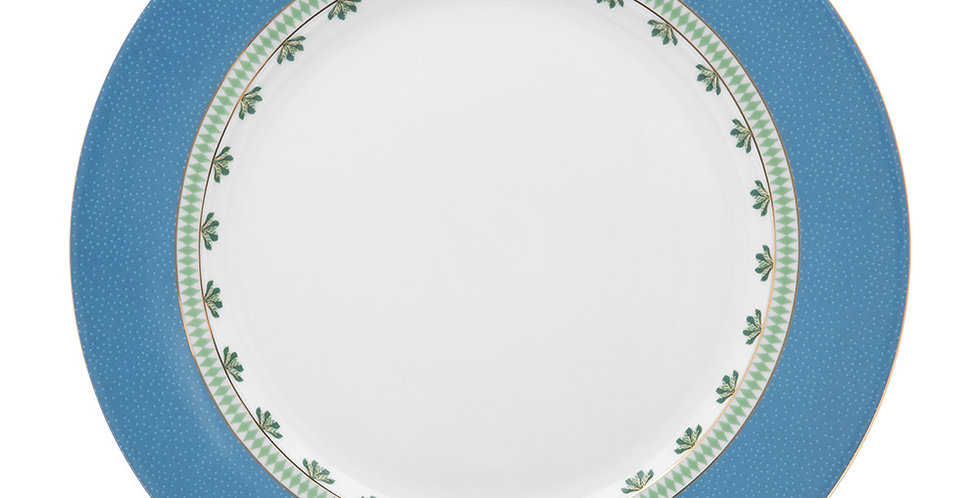 Prato de Jantar Azul - La Majorelle