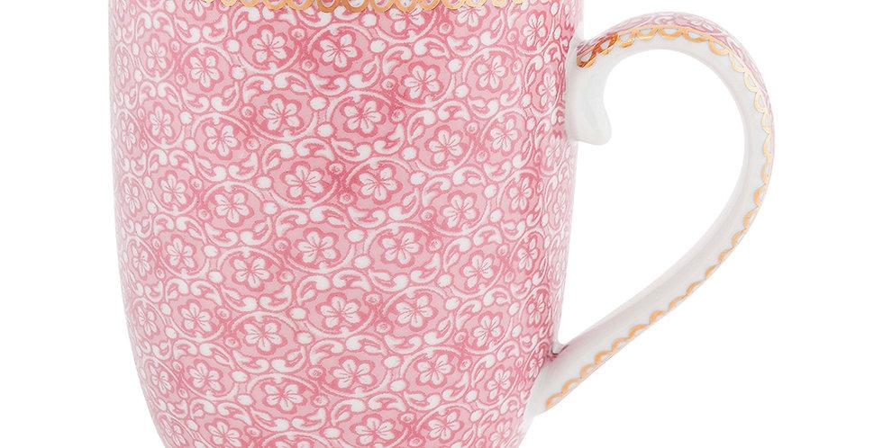 Caneca Pequena Rosa - Spring to Life