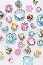 coleção royal porcelanas de luxo pip studio aparelho de jantar chá