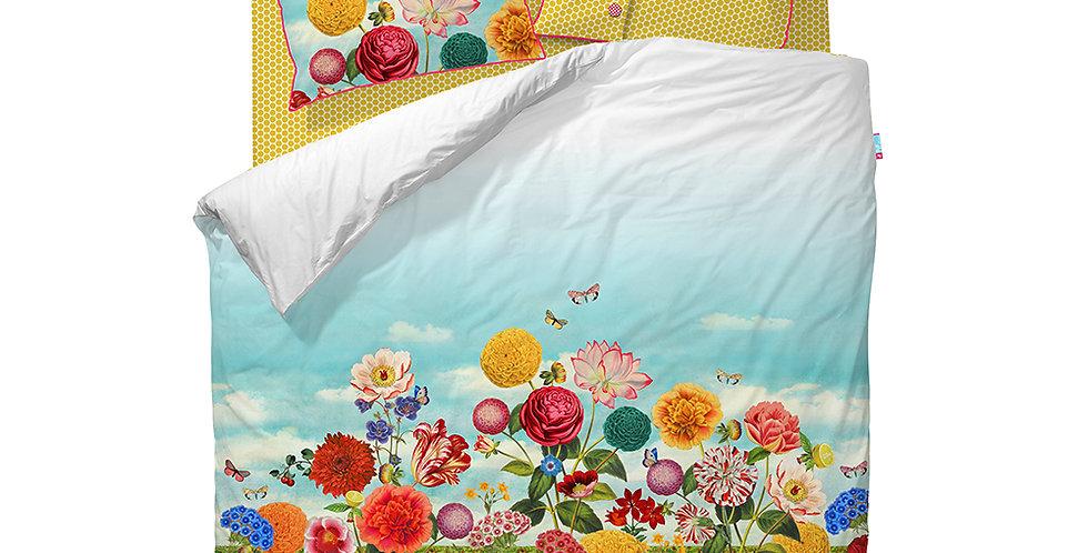 Kit Lençol Decoração Flores Pip Studio