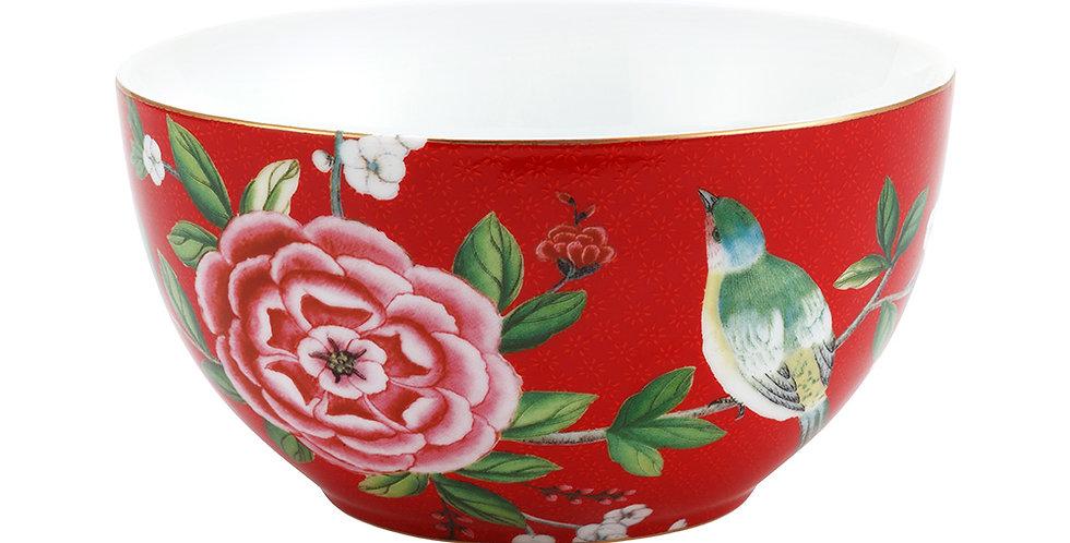 Tigela 15 Vermelho - Blushing Birds