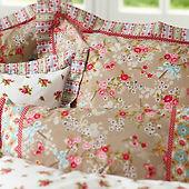 colcha para cama pip studio patch