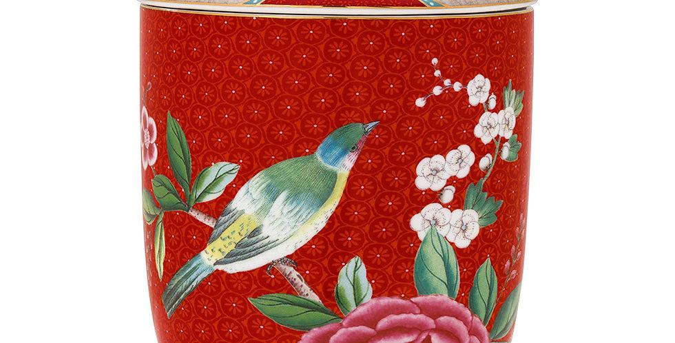 Pote Vermelho - Blushing Birds
