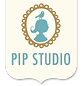 Logo Pip Studio Badge
