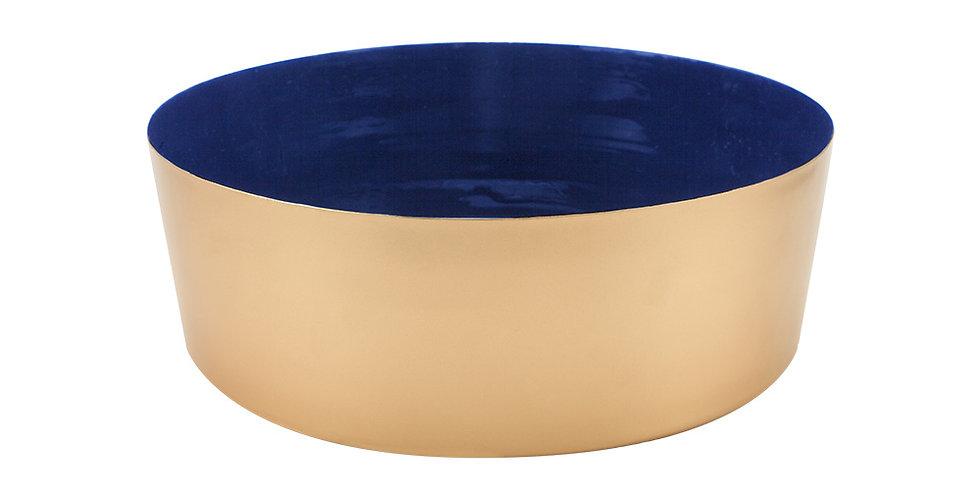Tigela de Metal 26 Dourado - Royal White