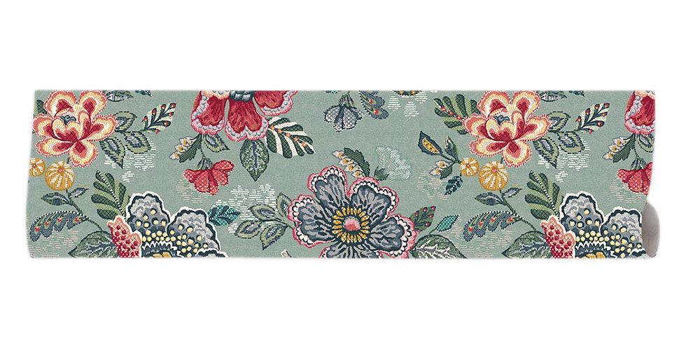 Papel de Presente 2 Folhas Decorados Flores Pip Studio