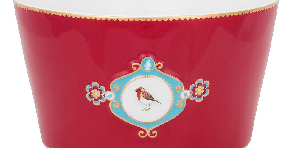 Tigela 20 Medallion Vermelho - Love Birds