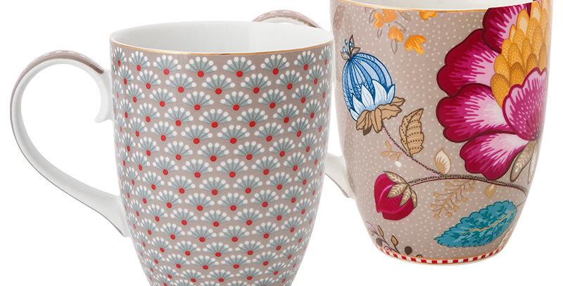 Set Presente Caneca Porcelana Pip Studio