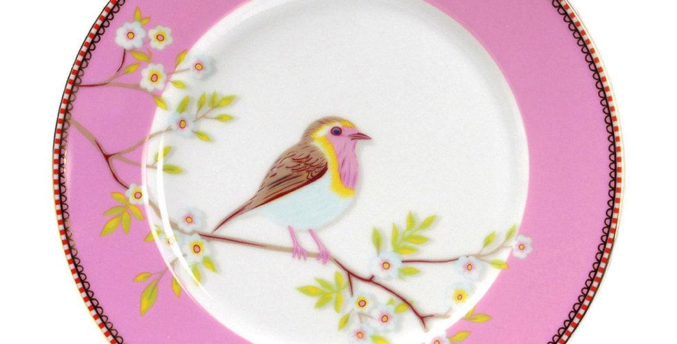 Prato de Sobremesa Rosa - Early Bird