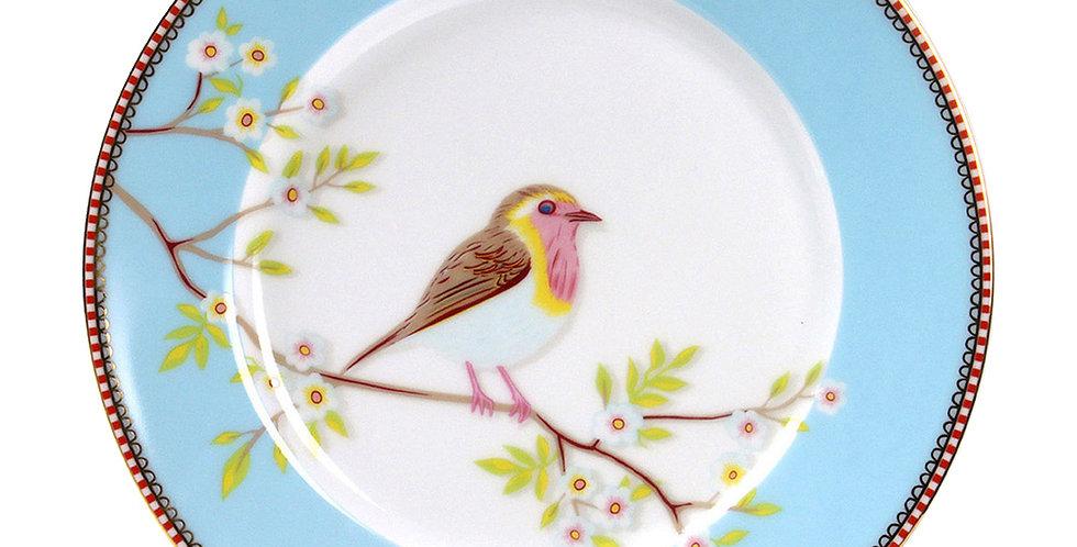 Prato de Sobremesa Azul - Early Bird