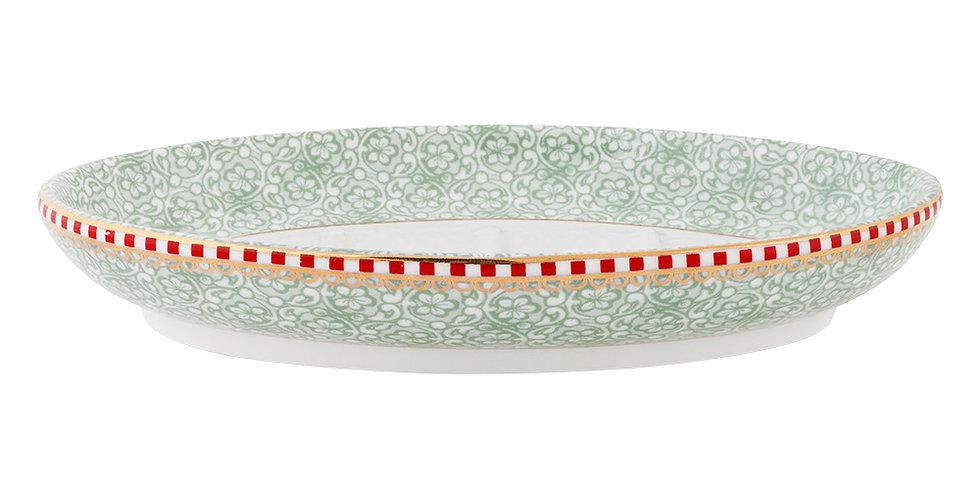 saboneteira porcelana banheiro spring to life