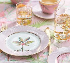 coleção la majorelle porcelanas de luxo pip studio aparelho de jantar chá tapetes
